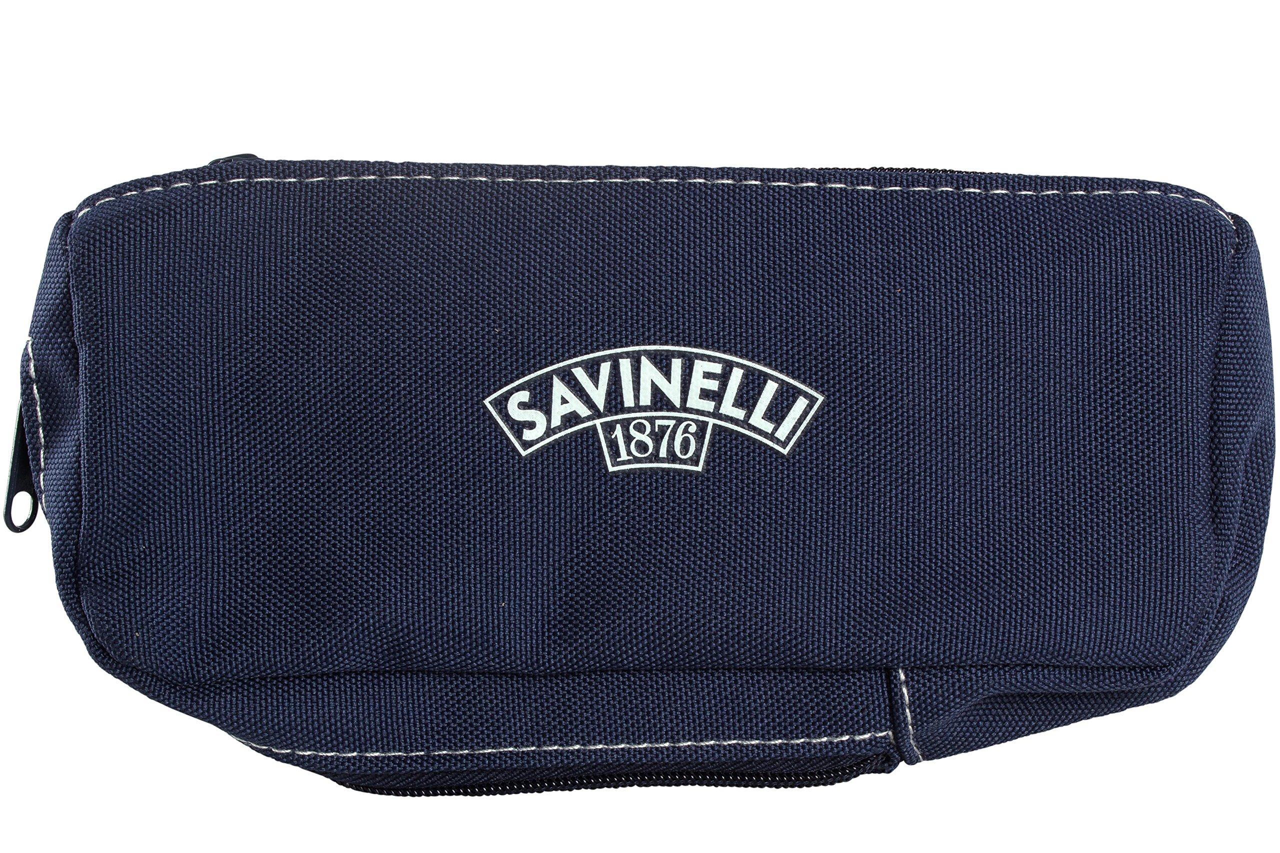 Savinelli Cloth Tobacco And Pipe Pouch (blue)
