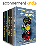 Rich Flavor Box Set (5 in 1): Amazing Flavors, Sauces, Marinades, Authentic Soups, Healthy Dips and Dippers, Flavorful Slow Cooker Recipes (Sauces & Other Flavors) (English Edition)