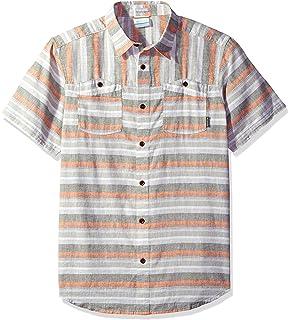 Columbia Men/'s Southridge Yard Dye Short Sleeve Shirt Choose SZ//Color