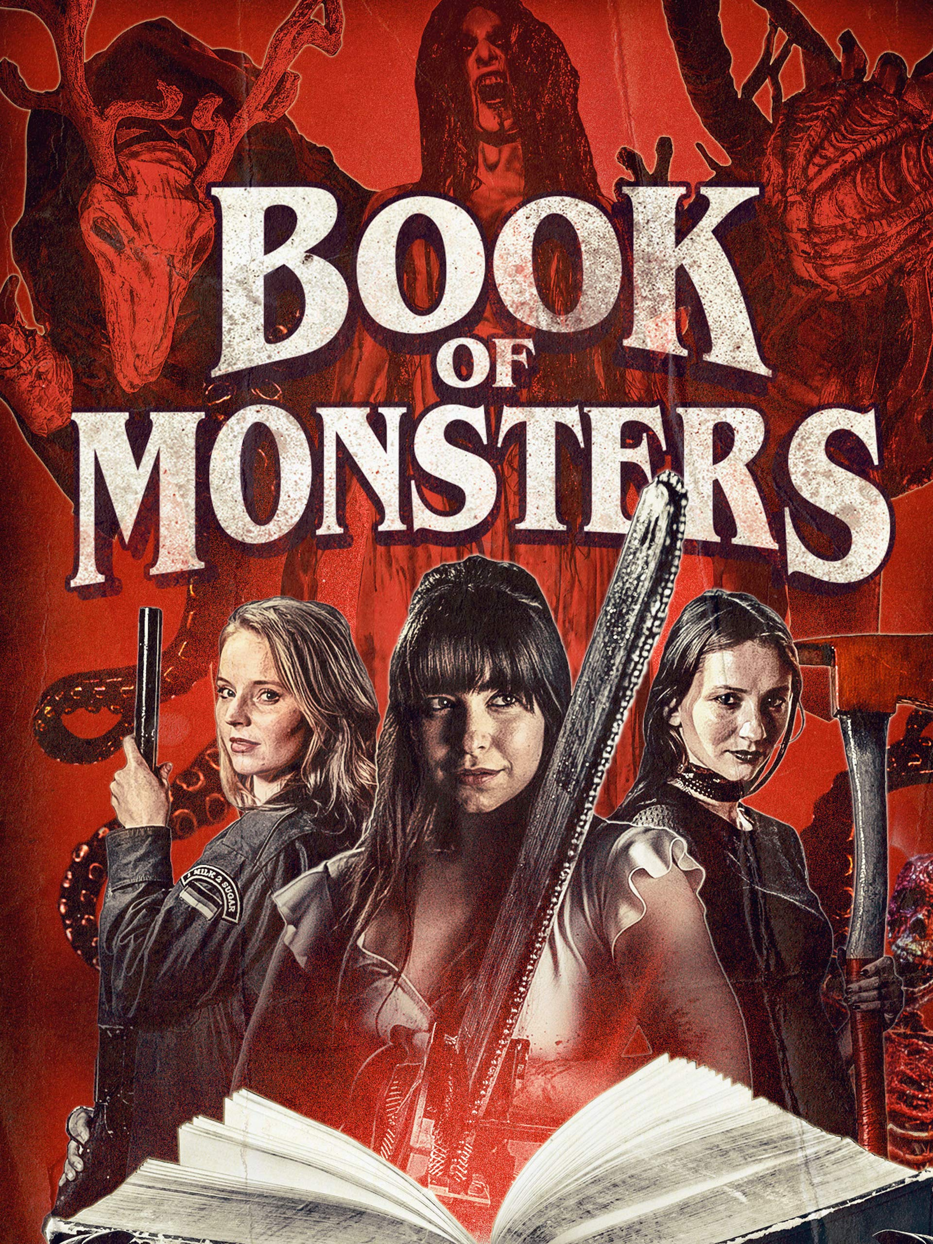 Book of Monsters on Amazon Prime Instant Video UK