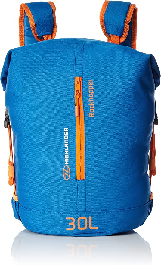 Highlander Rockhopper Bag 30L Blue: Amazon.co.uk: Sports & Outdoors