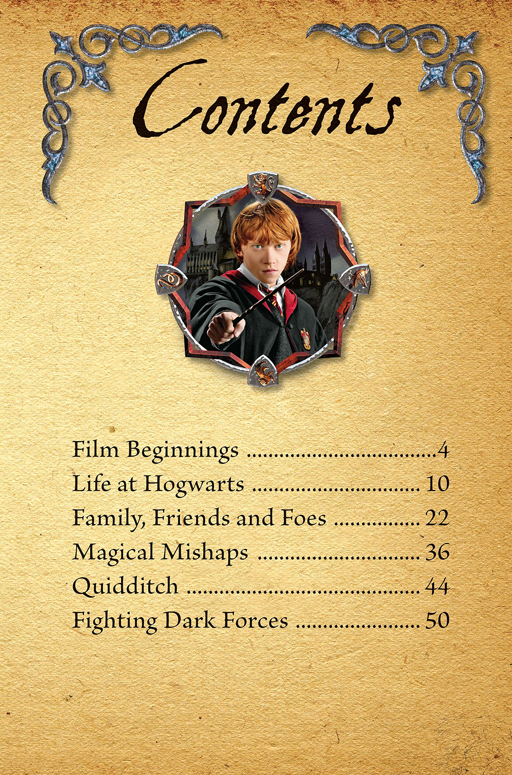 Harry Potter. Cinematic Guide. Ron Weasley: Amazon.es: Vv.Aa ...