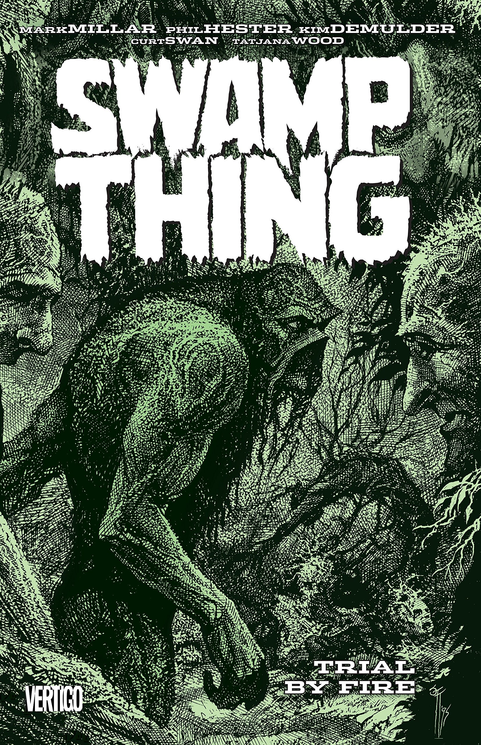 Swamp Thing: Trial By Fire PDF