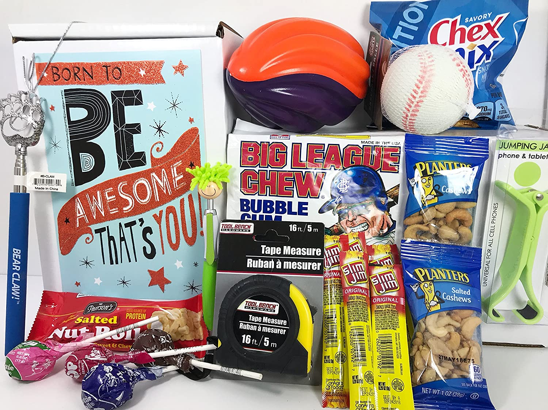 Amazon Mens Young Teen Boys Birthday Gift Box Basket