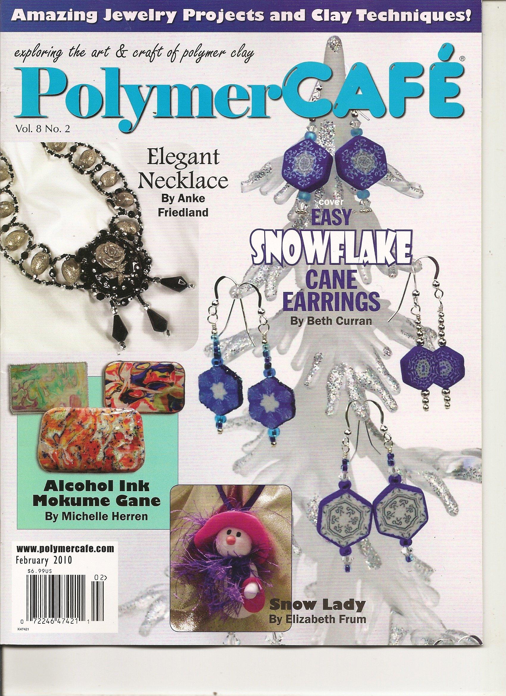 Polymer Cafe Magazines Crafts