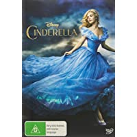 Cinderella (Live Action)  (DVD)