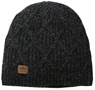 f7de0d2b0b4 Amazon.com  Coal Mens The Yukon Fleece Lined Wool Beanie