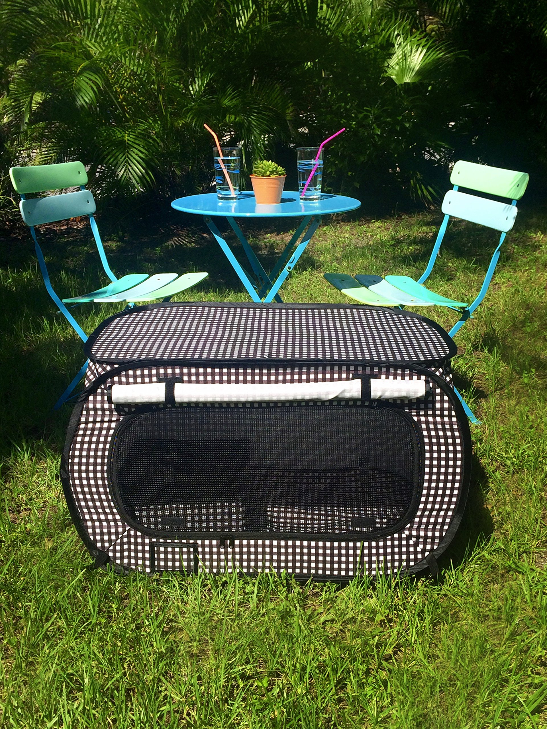 Portable Pet Cage Best Exercise Playpen Kennel For Cats