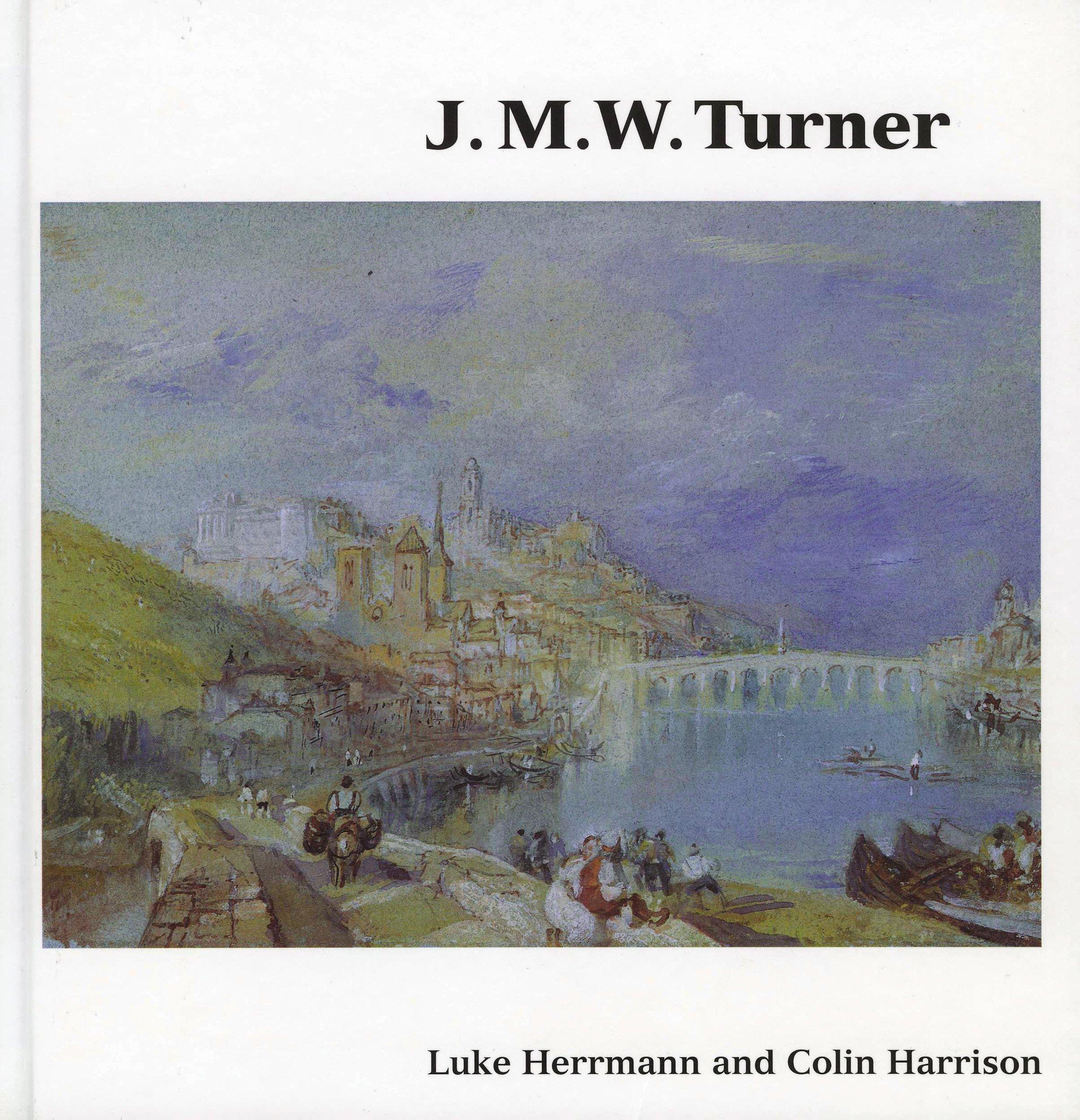 Download J.M.W. Turner: Watercolors & Drawings (Ashmolean Handbooks) pdf