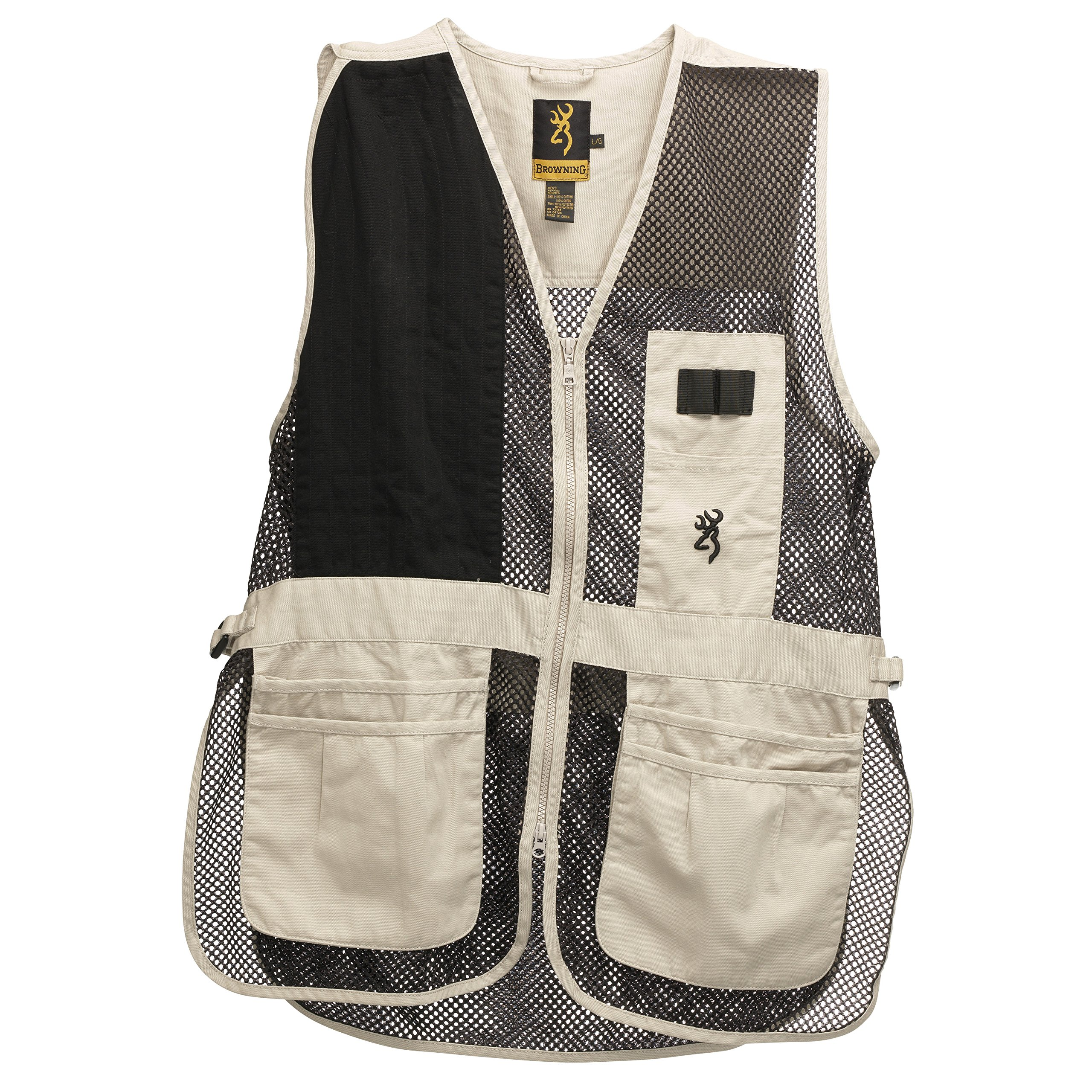 Browning, Trapper Creek Vest, Small, Sage/Black by Browning