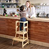 Amazon Com Little Partners Learning Tower Kids Step Stool