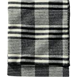 Pendleton Easy Care Bed Blanket, King, Ivory Contempo