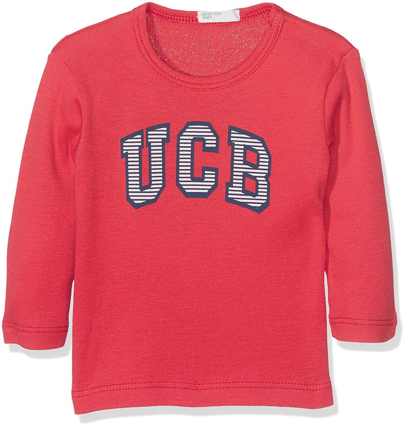 United Colors of Benetton Baby Boys' T-Shirt L/S