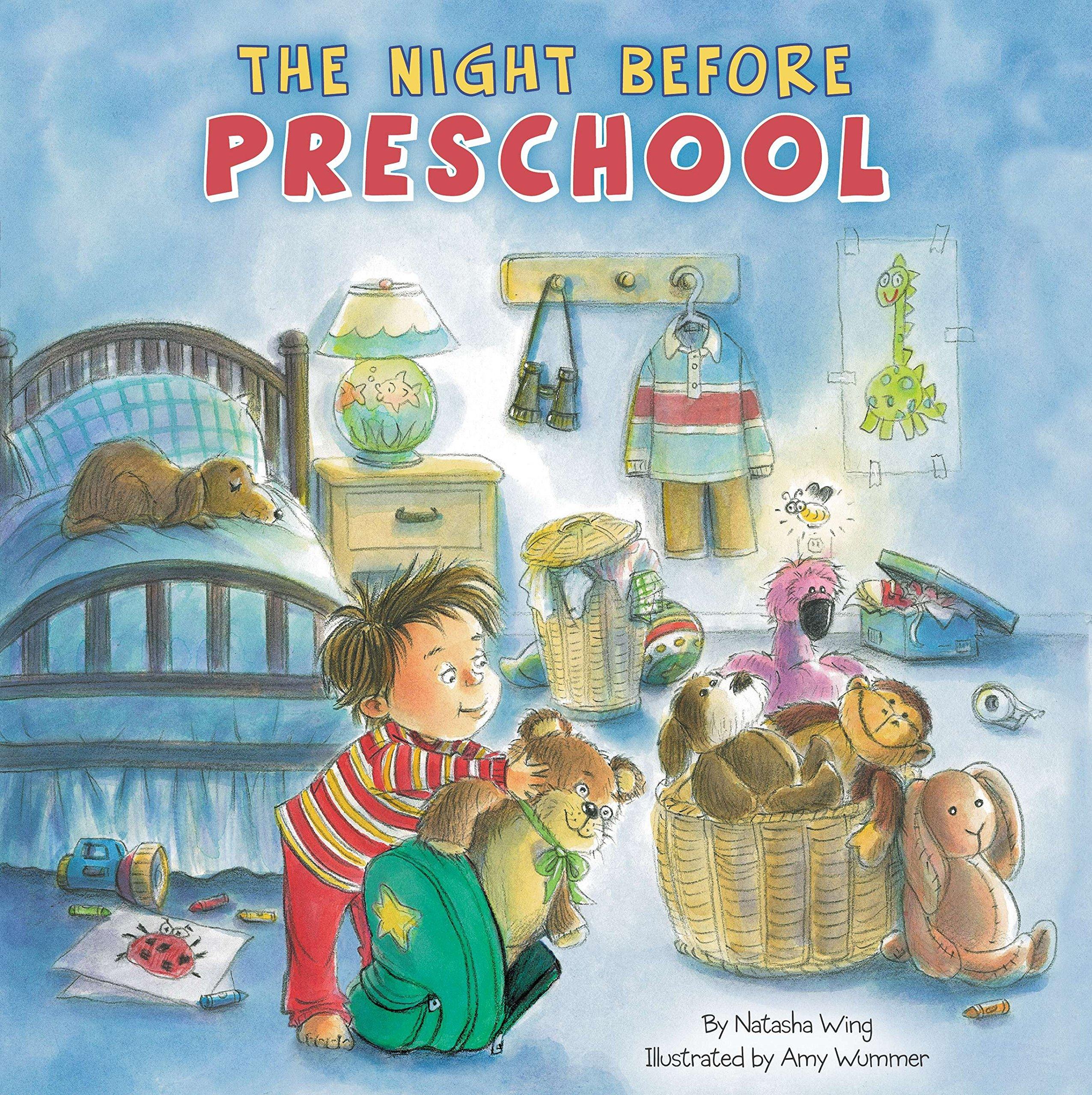 Download The Night Before Preschool pdf epub