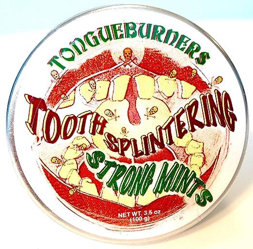 Harry Potter Honeydukes Tongue Burners Tooth Splintering Mints