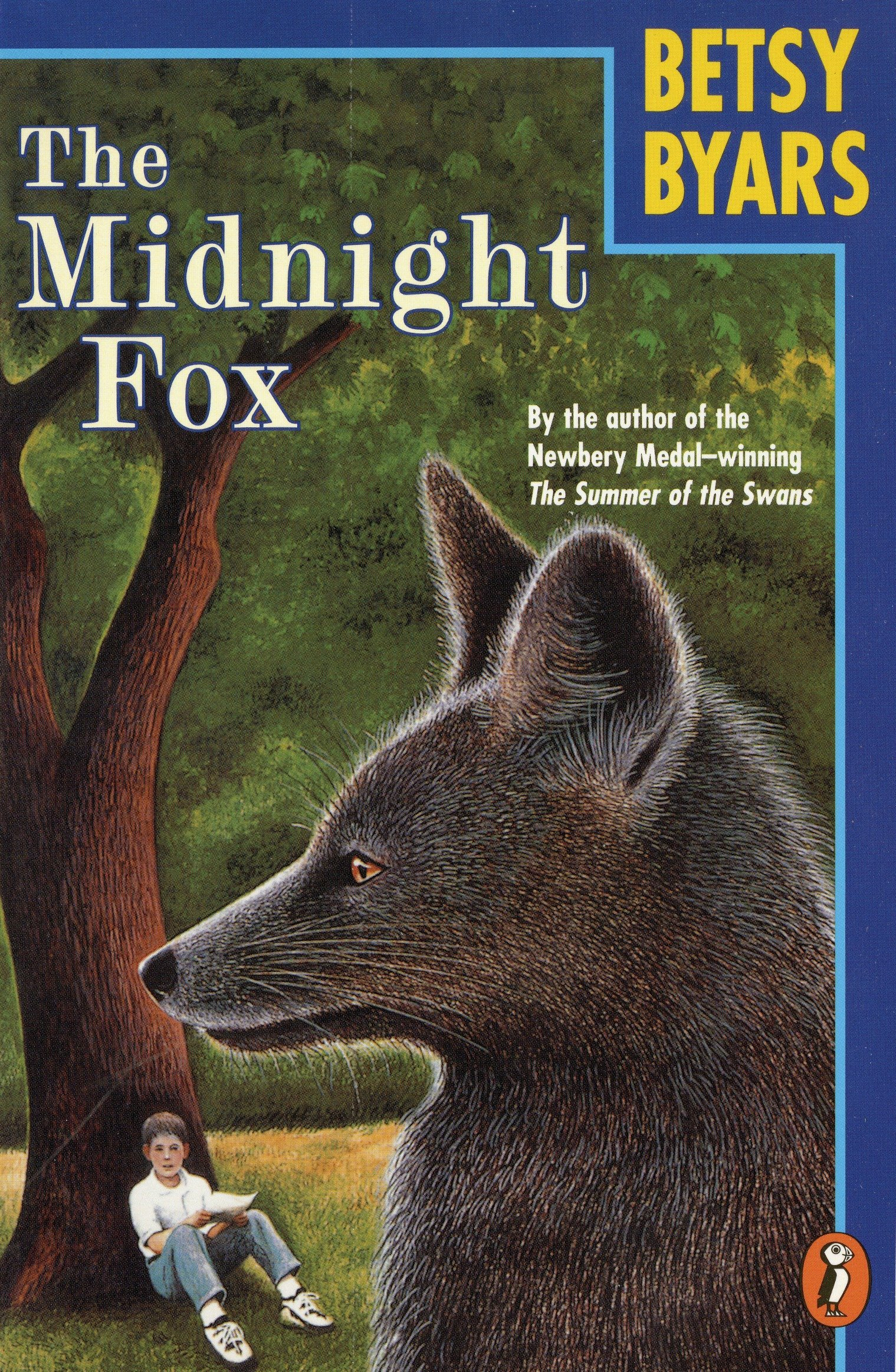 the midnight fox study guide