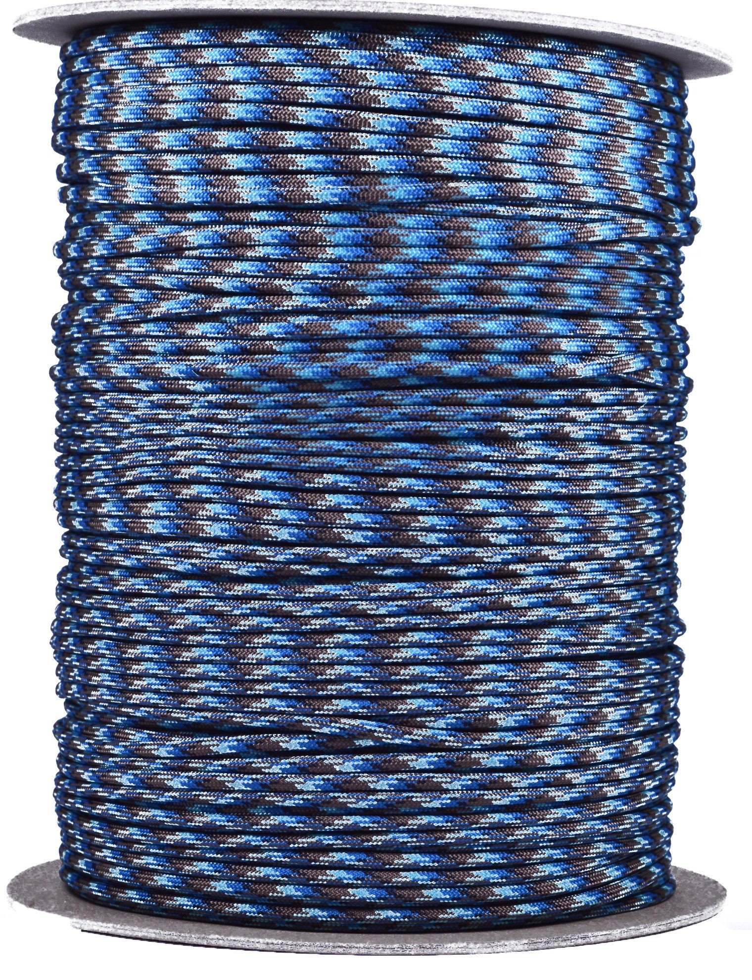 BoredParacord Brand Paracord (1000 ft. Spool) - Abyss by BoredParacord (Image #1)