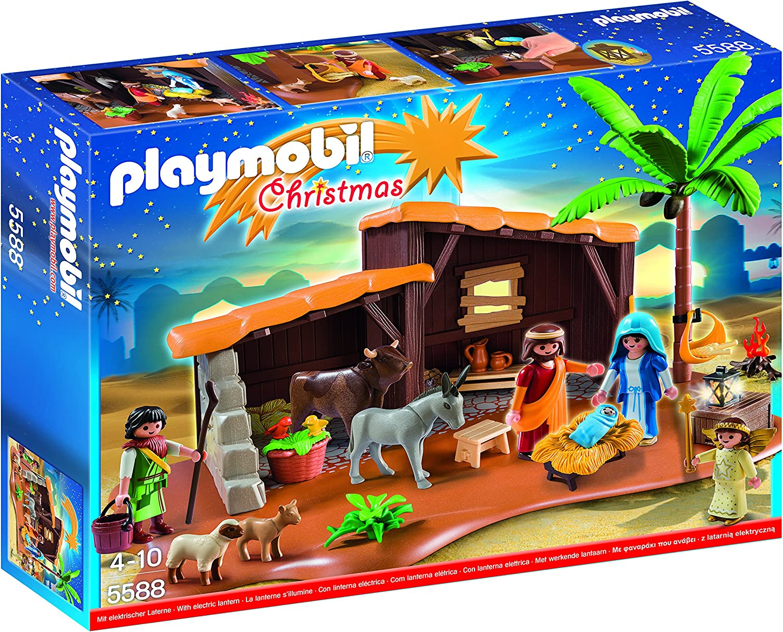 PLAYMOBIL Navidad - Playset Belén (5588)