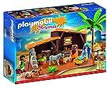 Playmobil Nacimiento Set del Establo con Pesebre