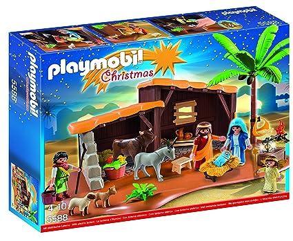 d9afeac2b01 Playmobil Nacimiento Set del Establo con Pesebre  Playmobil ...