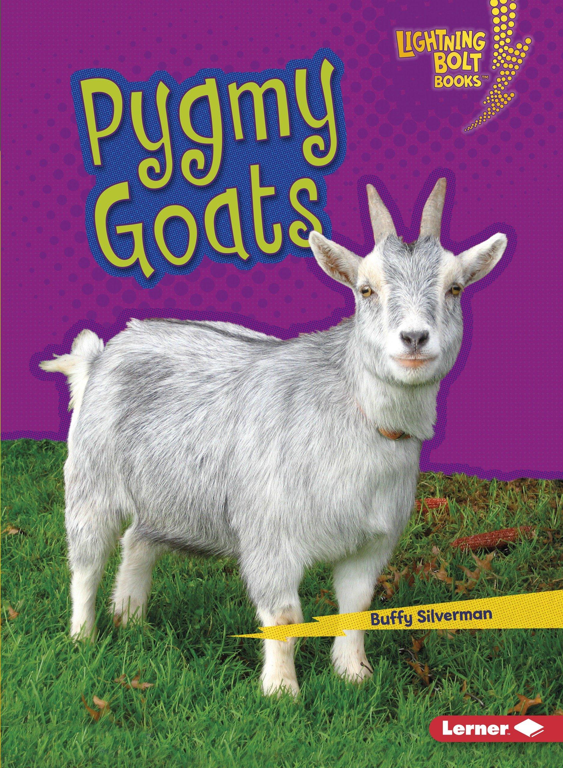 Pygmy Goats (Lightning Bolt Books) PDF ePub fb2 ebook