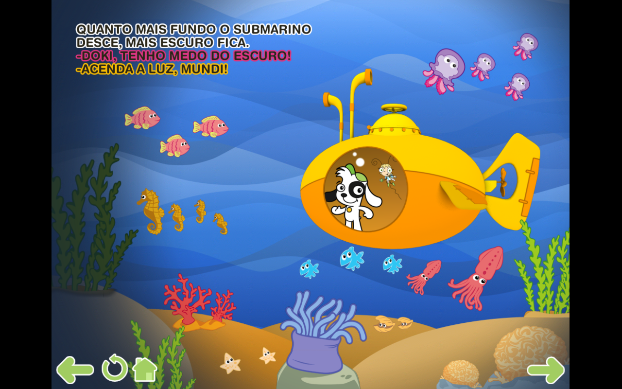 Amazon Com Doki Explores The Ocean Discovery Kids Storybooks