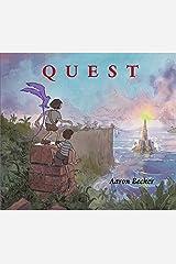 Quest (Aaron Becker's Wordless Trilogy) Hardcover