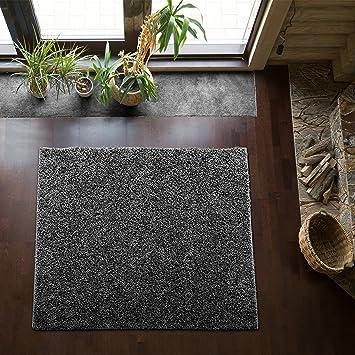 Shaggy Teppich | Flauschiger Hochflor Fürs Wohnzimmer, Schlafzimmer Oder  Kinderzimmer | Einfarbig, Schadstoffgeprüft
