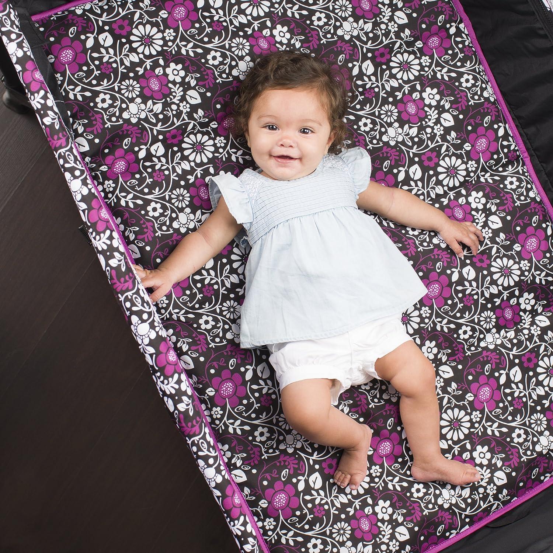 Evenflo Portable Baby Suite Deluxe, Koi, Blue, Grey, White 70211215