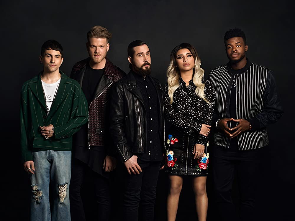 Pentatonix member announces he s leaving the group