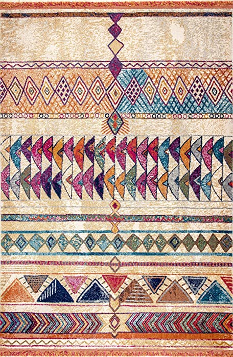 nuLOOM Aztec Atzi Area Rug, 8' 10