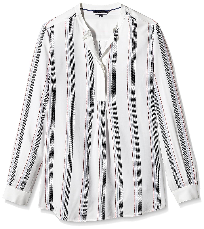 Tommy Hilfiger Damen Hemden Noor Viscose Blouse