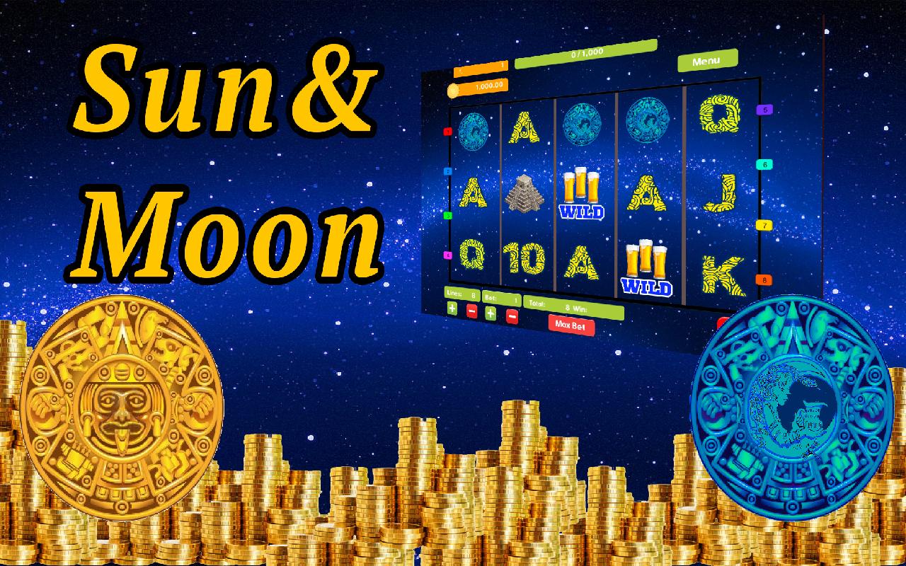 Sun And Moon Casino Game