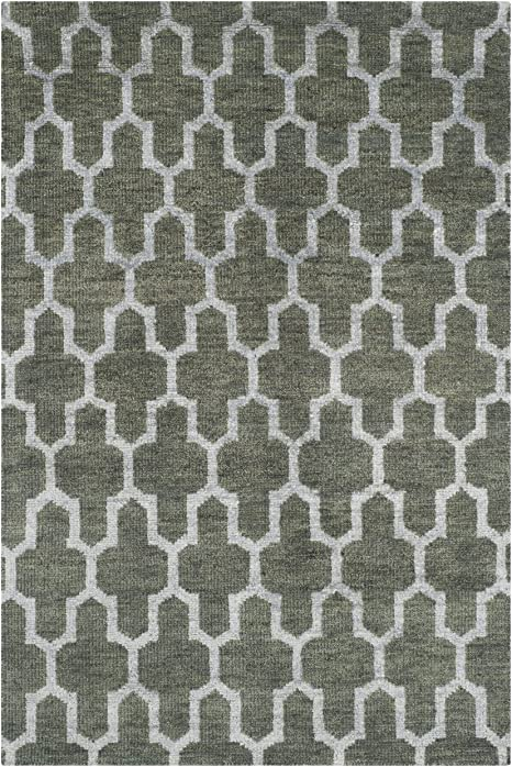 Safavieh Stw204a 4 Stone Wash Collection Hand Knotted Charcoal Wool Area Rug 4 Feet By 6 Feet Amazon Ca Home Kitchen
