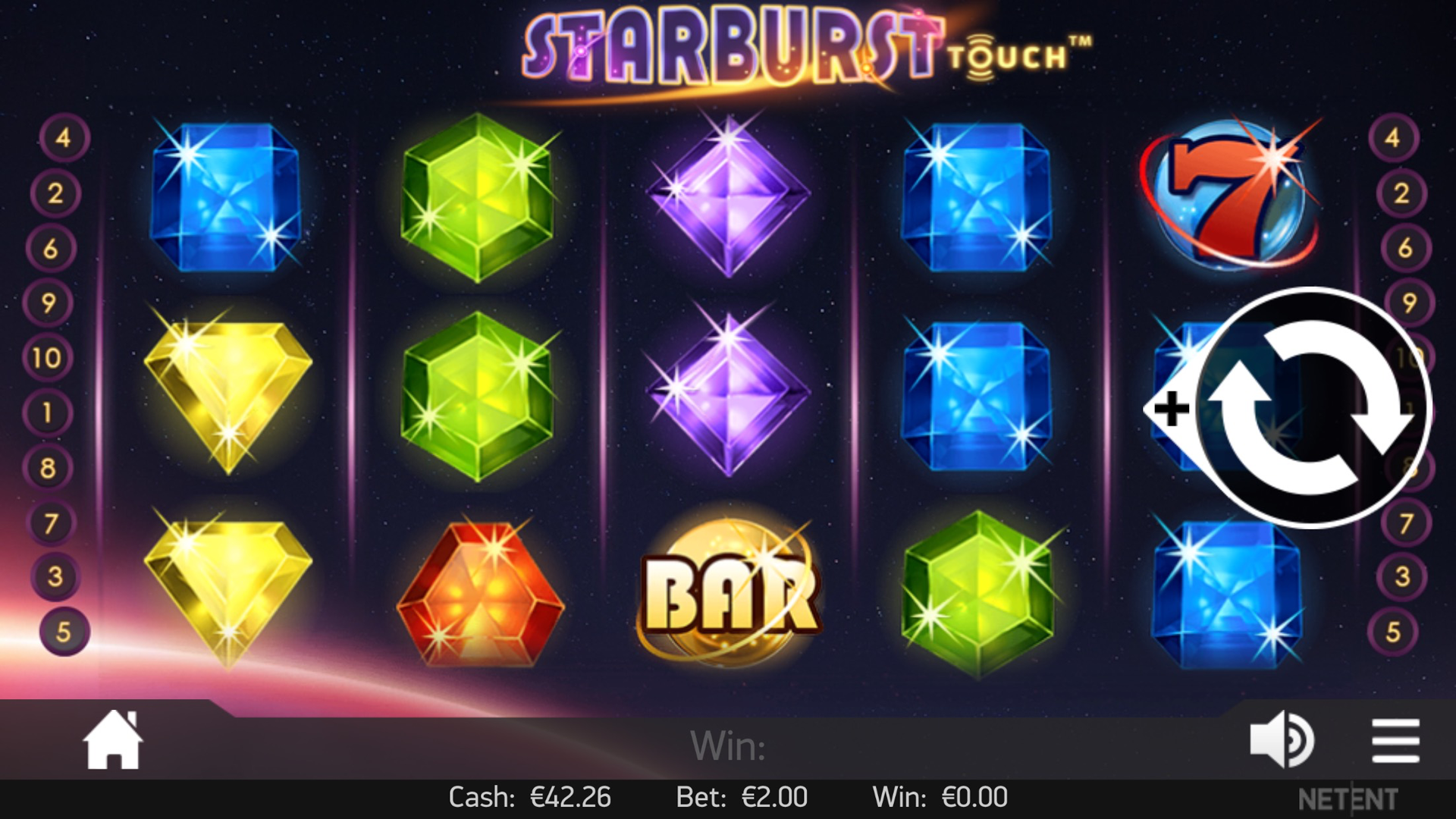 starbust slot machine review - 3