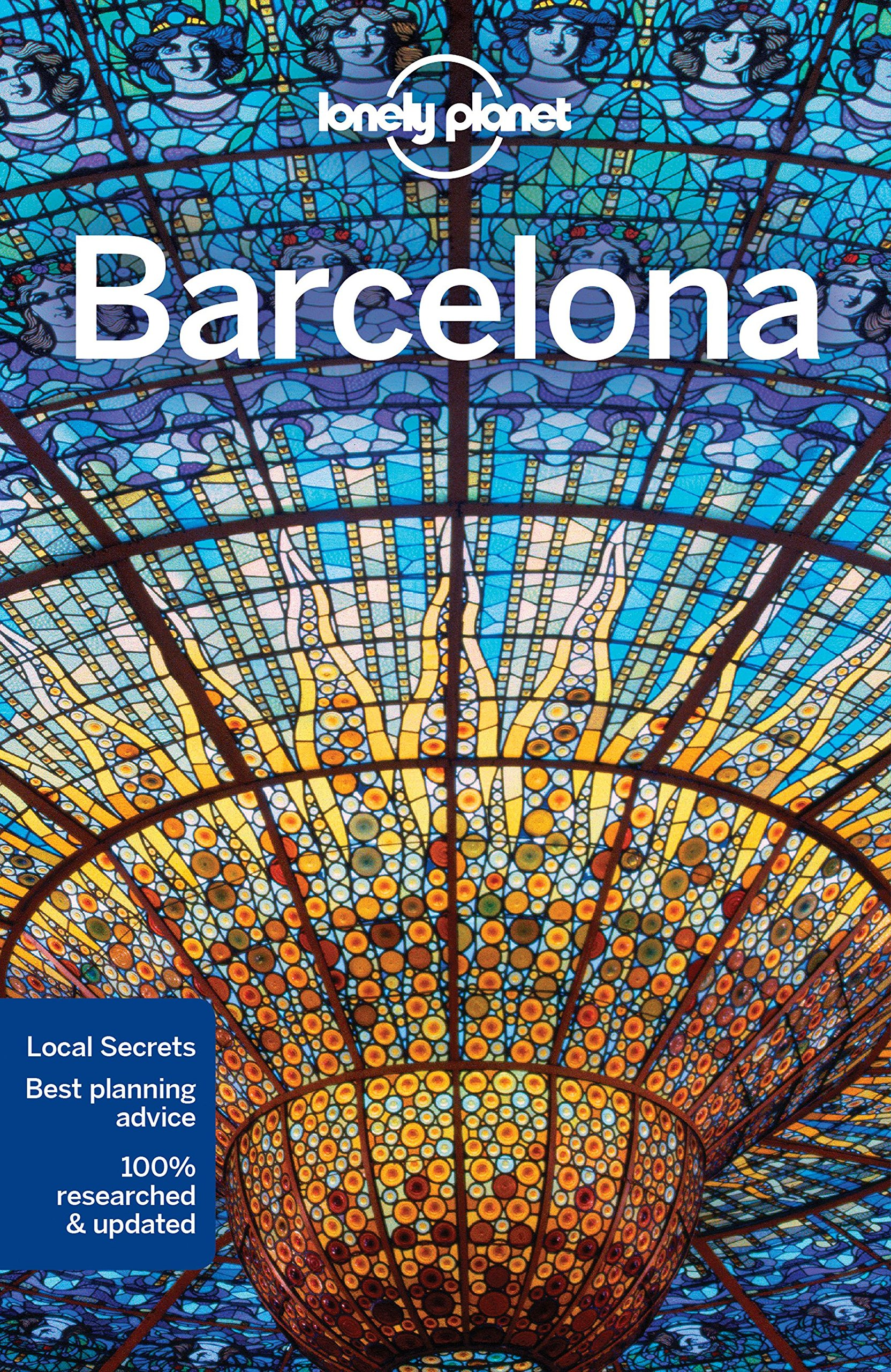 Lonely Planet Barcelona Travel Guide