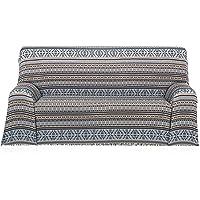Cardenal Textil Azteca Foulard Multiusos, Beige, 180x290 cm