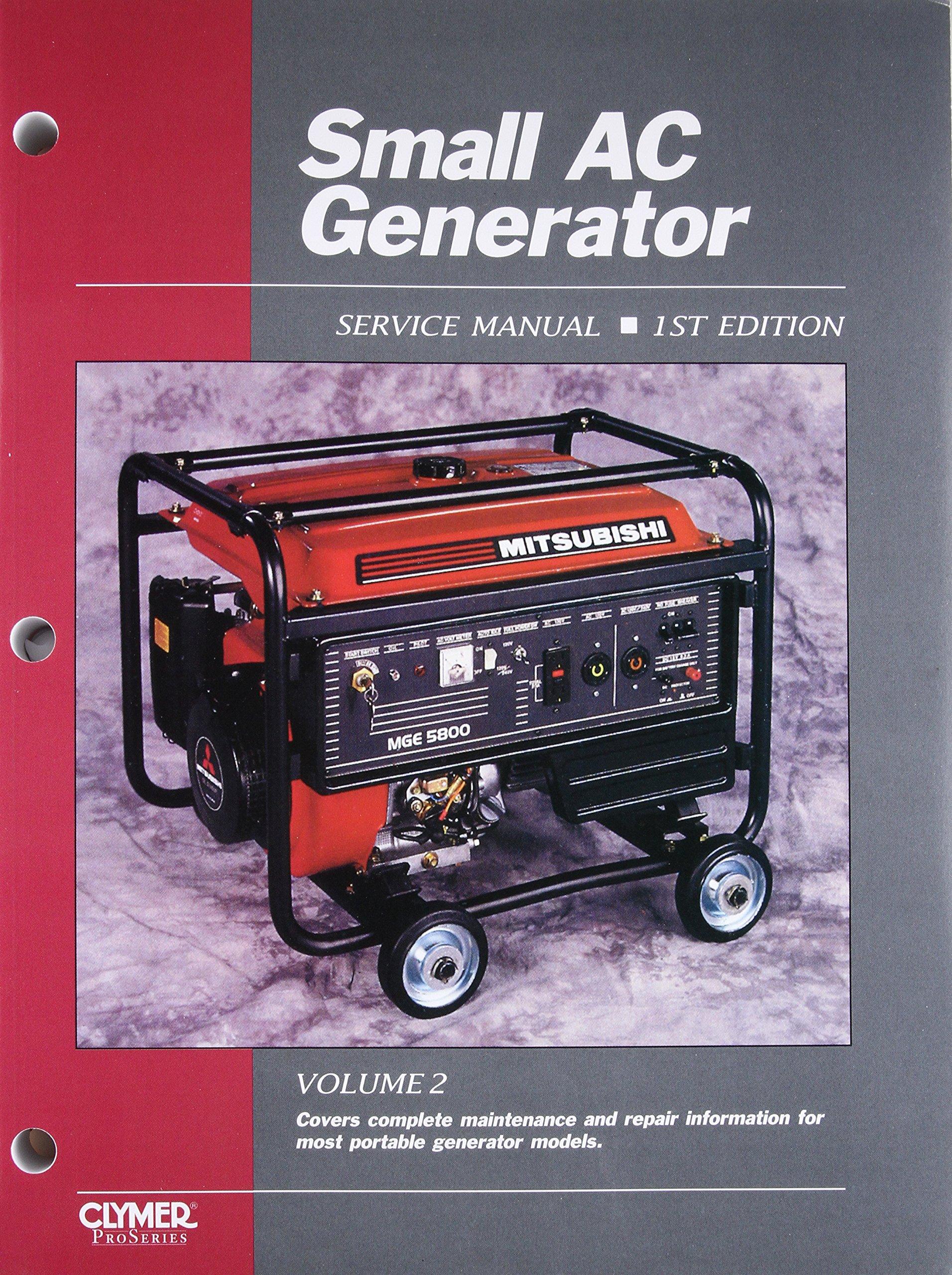 Small Ac Generator Service Volume: 2: Amazon.es: Penton ...