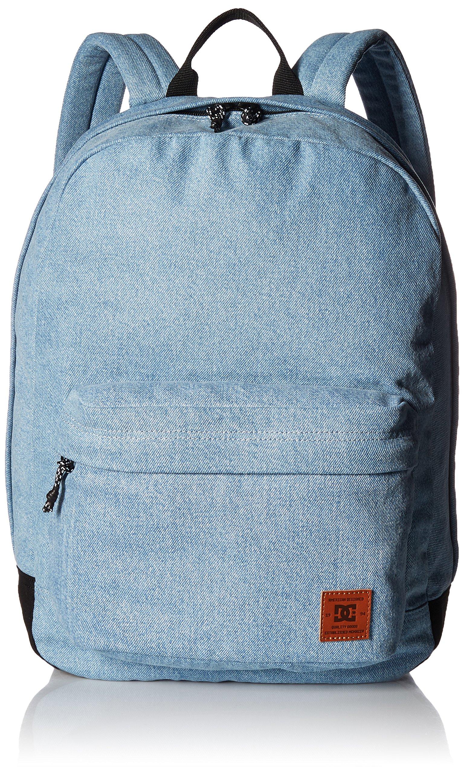 DC Men's Backstack Fabric, Light Blue, 1SZ