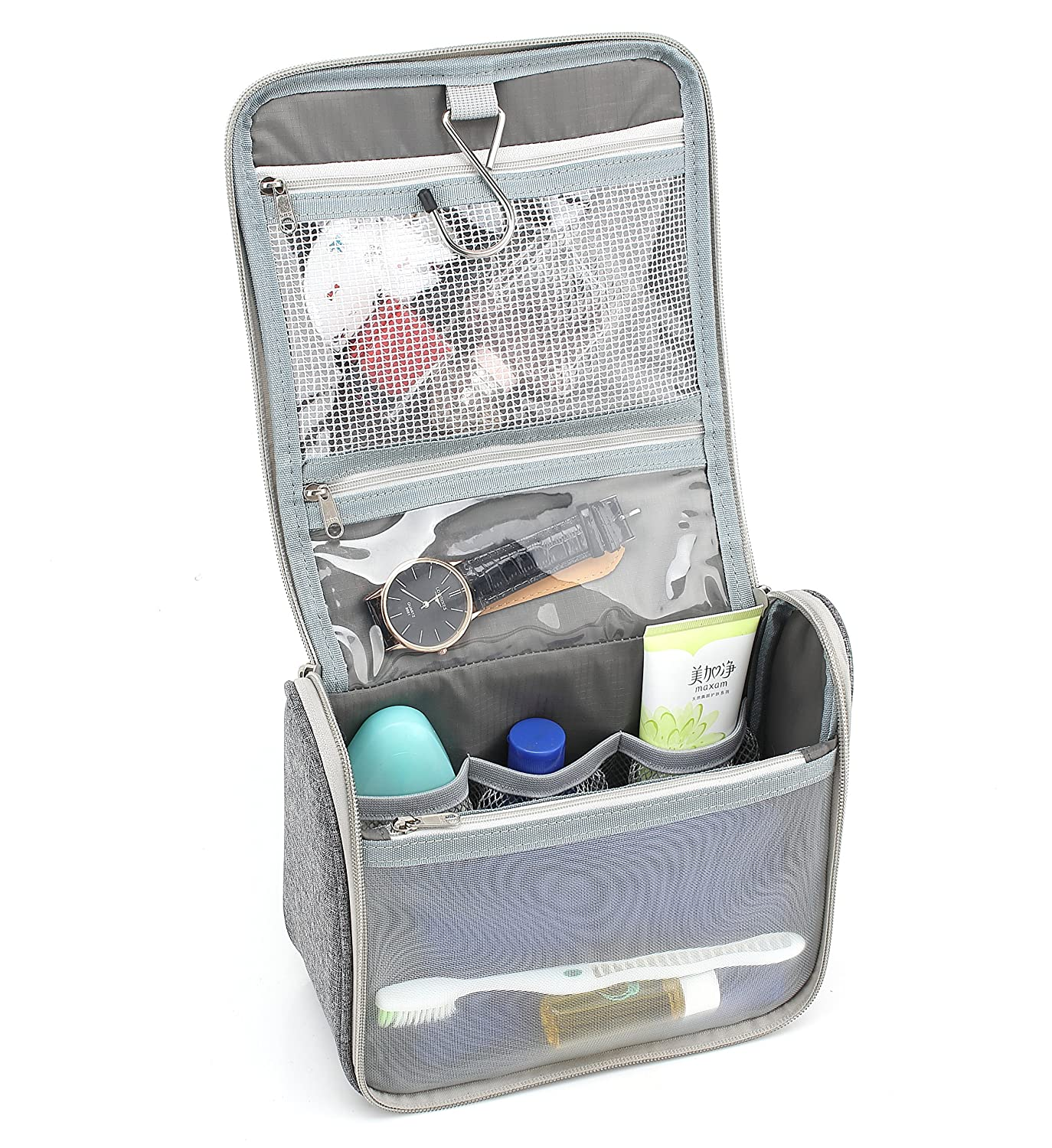 6be443eb83 cosmetic hanging travel bag