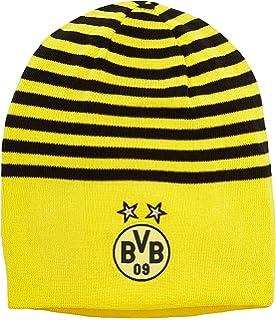 16a3c3dde57 PUMA 2017-2018 Borussia Dortmund Reversible Beanie (Yellow)