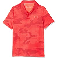 Under Armour Performance 2.0 Novelty Camisa Polo Niños