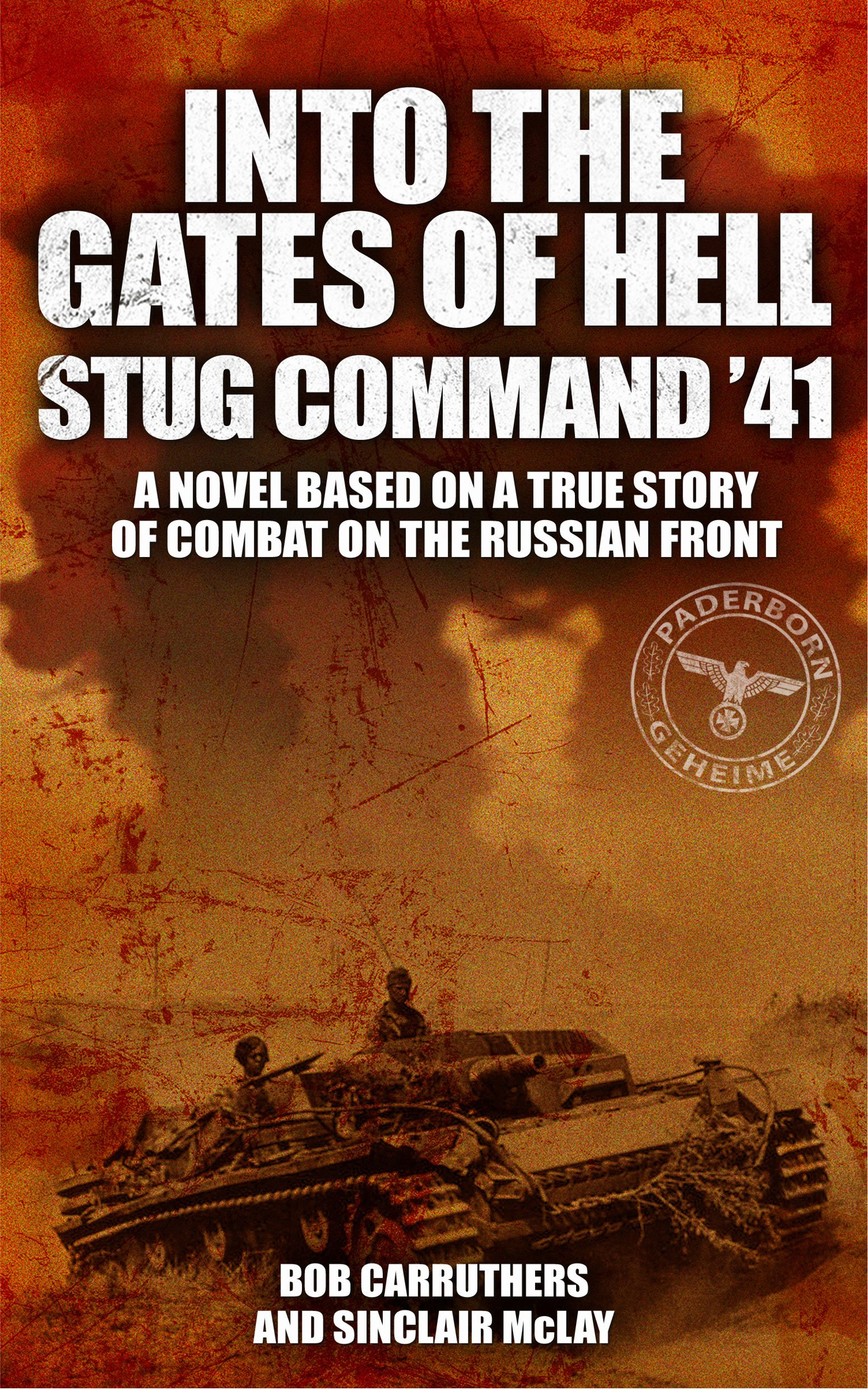 Download Into the Gates of Hell: Stug Command '41 ebook