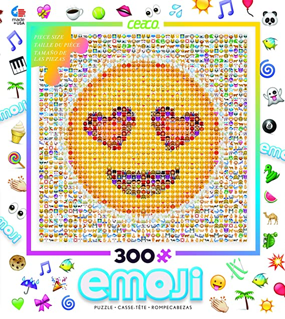 Ceaco Emoji - Smile Puzzle
