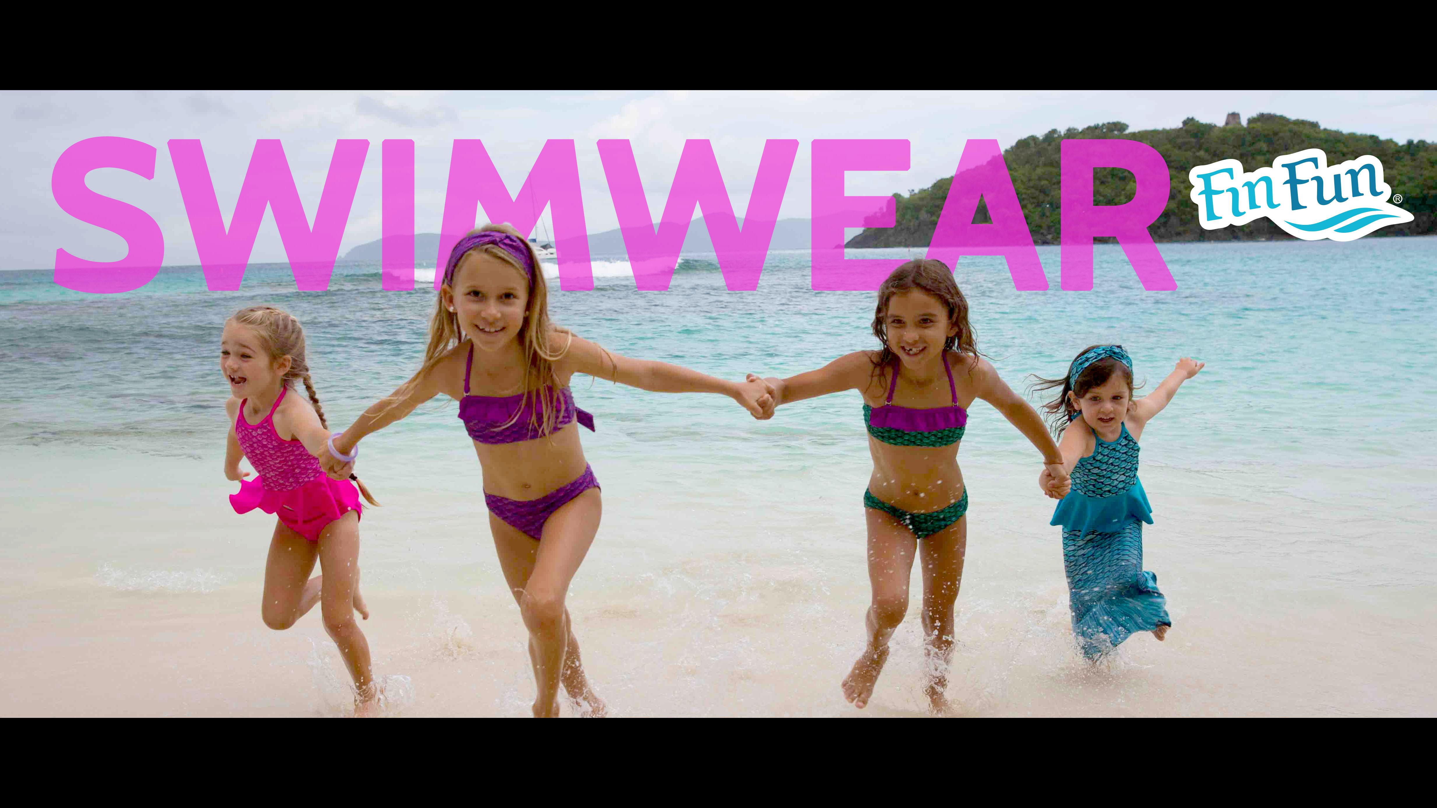 8e46fdb16e74a Mermaid Swimwear - Scale Bikini & Tankini sets from Fin Fun ...