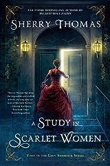 A Study In Scarlet Women (The Lady Sherlock Series) Paperback