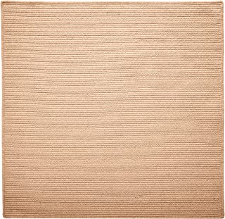 product image for Colonial Mills Westminster Area Rug 5x5 Oatmeal