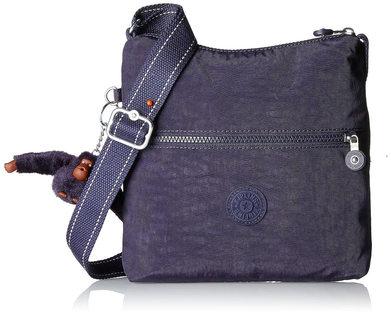 Kipling Zamor Bolsos bandolera Mujer Violett Blue Purple C x x cm