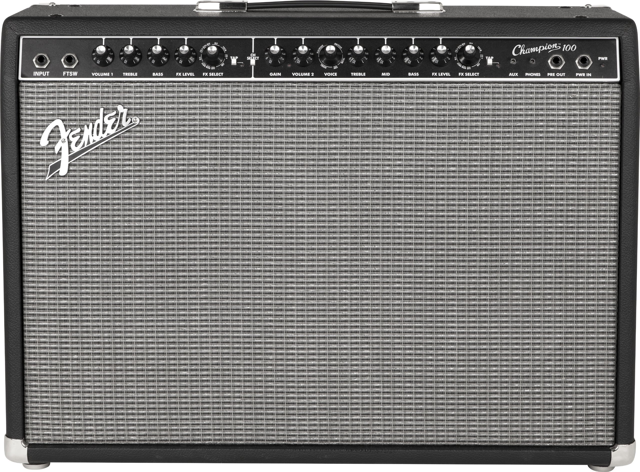 Fender Champion 100 - 100-Watt Electric Guitar Amplifier by Fender