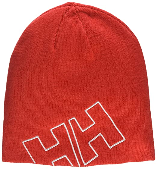 f91887d49ea Amazon.com  Helly Hansen Outline Beanie  Clothing